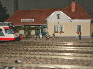 Bahnhof Waizenkirchen